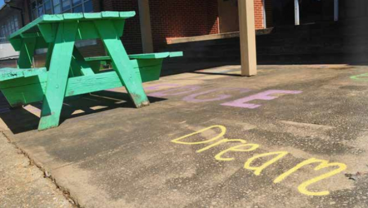 Sprayberry Students Find a New Home