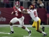 Crimson Tide ranked No. 1 in initial playoff poll, Aggies make Top 4 (via Crimson Magazine)