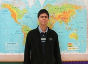 Local Student State Finalist for National Geographic Society State Bee