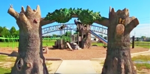 PARA's Harmon Park Playground Now Open