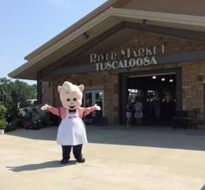 Mr. Pig Goes to the Market 2016 is set for July 15 from 6 to 9 p.m. at the Tuscaloosa River Market.