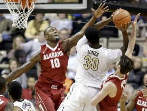 Alabama basketball team looks to get back on track in Starkville (via Crimson Magazine)
