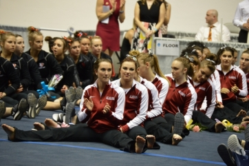 Alabama gymnasts to face Oklahoma, Utah and UCLA among others at NCAA Championships (via Crimson Magazine)
