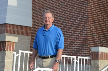 Alberta Baptist Church Co-Pastor Keith Pugh played football at Alabama in the 1970s.