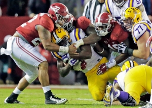Southeastern Conference Digest: November 2, 2016 (via Crimson Magazine)