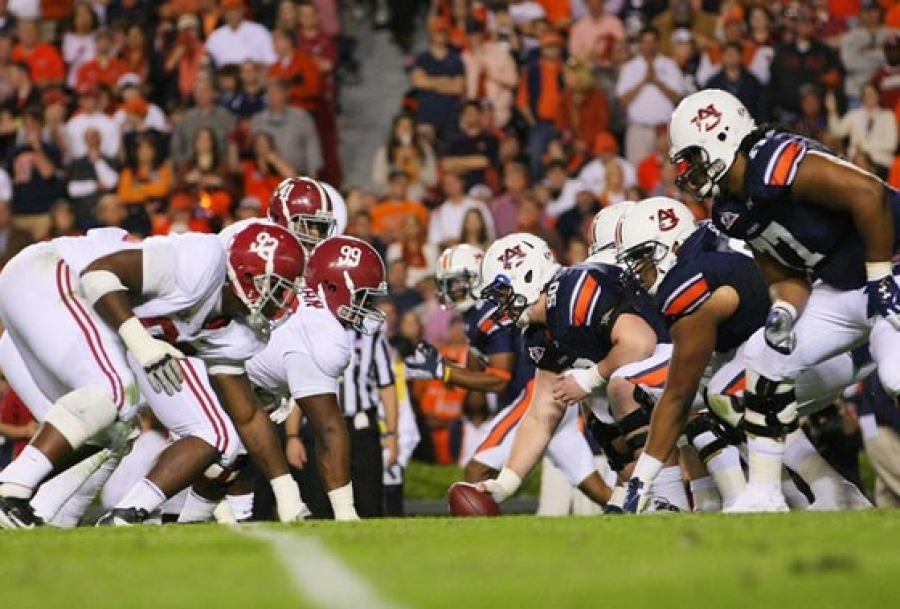 Southeastern Conference Digest: November 23, 2016 (via Crimson Magazine)