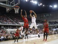 Crimson Tide basketball team romps past Red Wolves in Huntsville (Courtesy of Crimson Magazine)