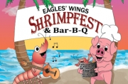 Eagles' Wings Shrimpfest & Bar-B-Q Brings Some Gulf Coast Flair to Locals