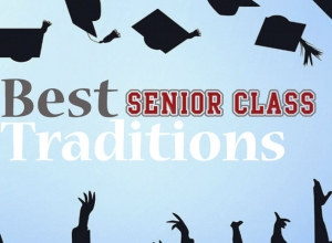 What are the BEST Senior Class traditions in Tuscaloosa?