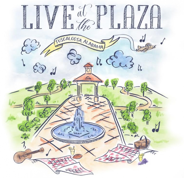 Hey Tuscaloosa: Ready for more Live at the Plaza?