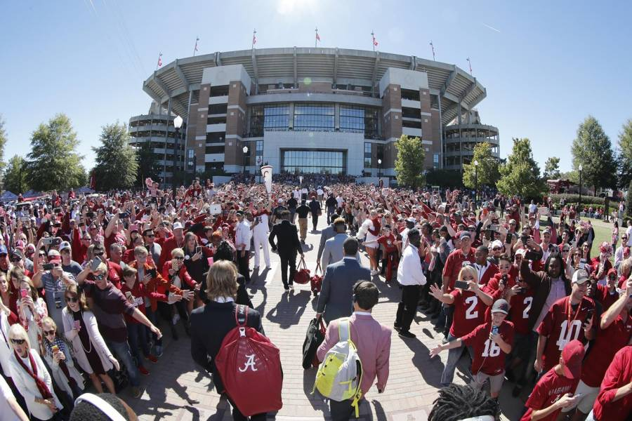 Crimson Tide's (April 21st) Golden Flake A-Day Experiences Announced