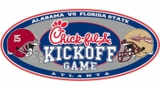 Alabama and Florida State Scheduled for 2017 Chick-fil-A Kickoff Game