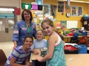 "Verner Elementary Takes a ""Journey to Space"""