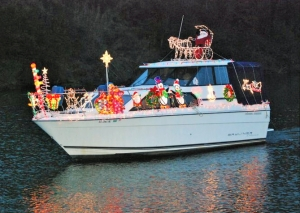 Christmas Afloat will be held on Saturday, Dec. 19 at 5 p.m.