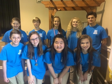 TA students Participate in AISA State Honor Choir