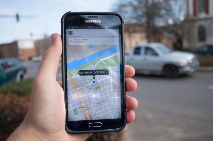 Tuscaloosa City Council Approves Uber Ride Sharing Service