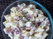 DCL Recipes: Bacon Ranch Potato Salad