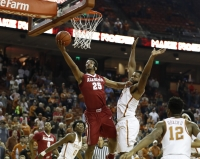 Tough second half dooms Tide basketball team as it falls on road to Longhorns (via Crimson Magazine)