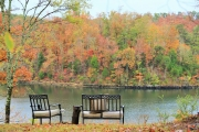 Photo of the Week: Fall Beauty on the Lake
